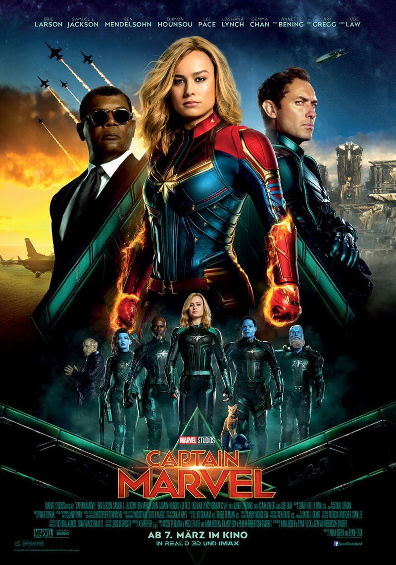 Captain Marvel   © Walt Disney