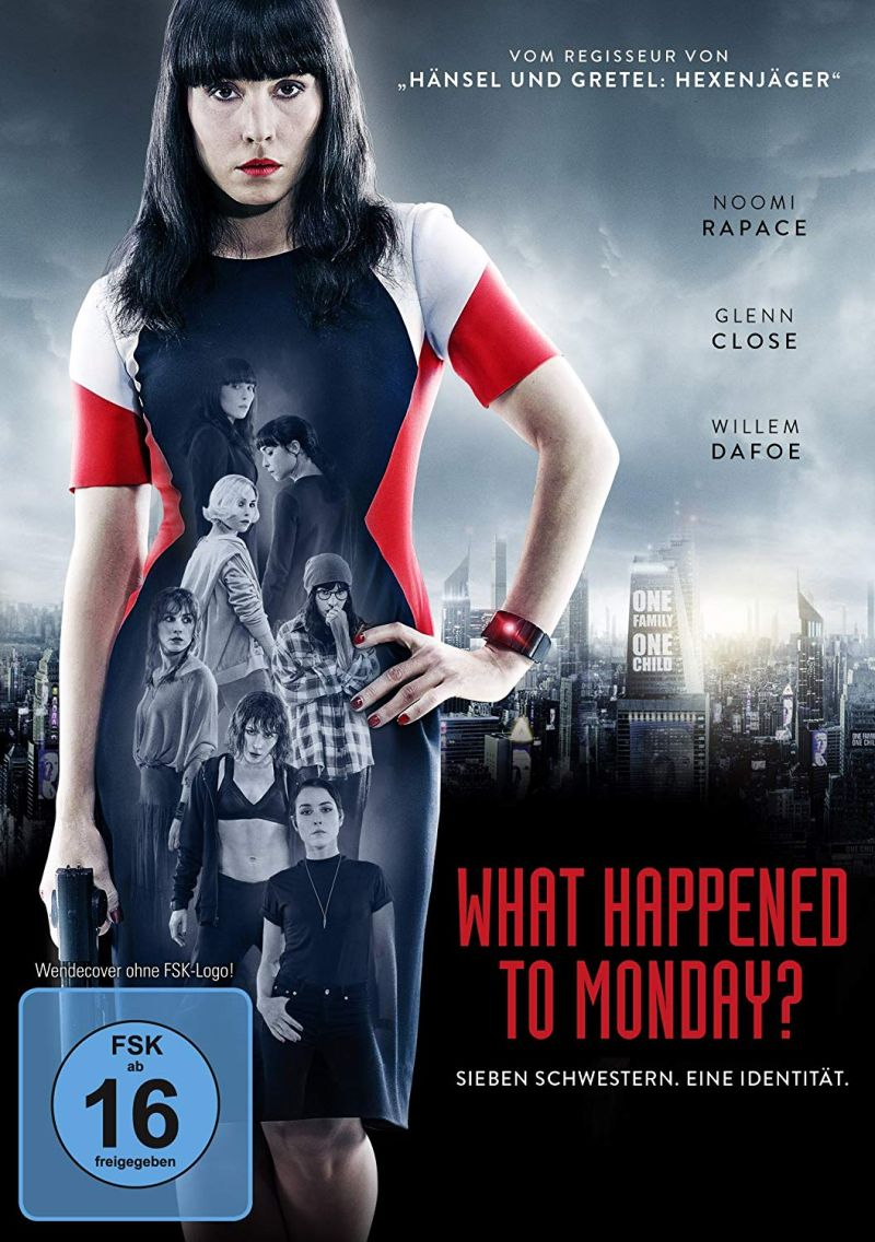What Happened to Monday? | © Splendid Film