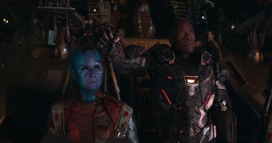 Szenenbild aus The Avengers 4: Endgame | © Marvel Studios