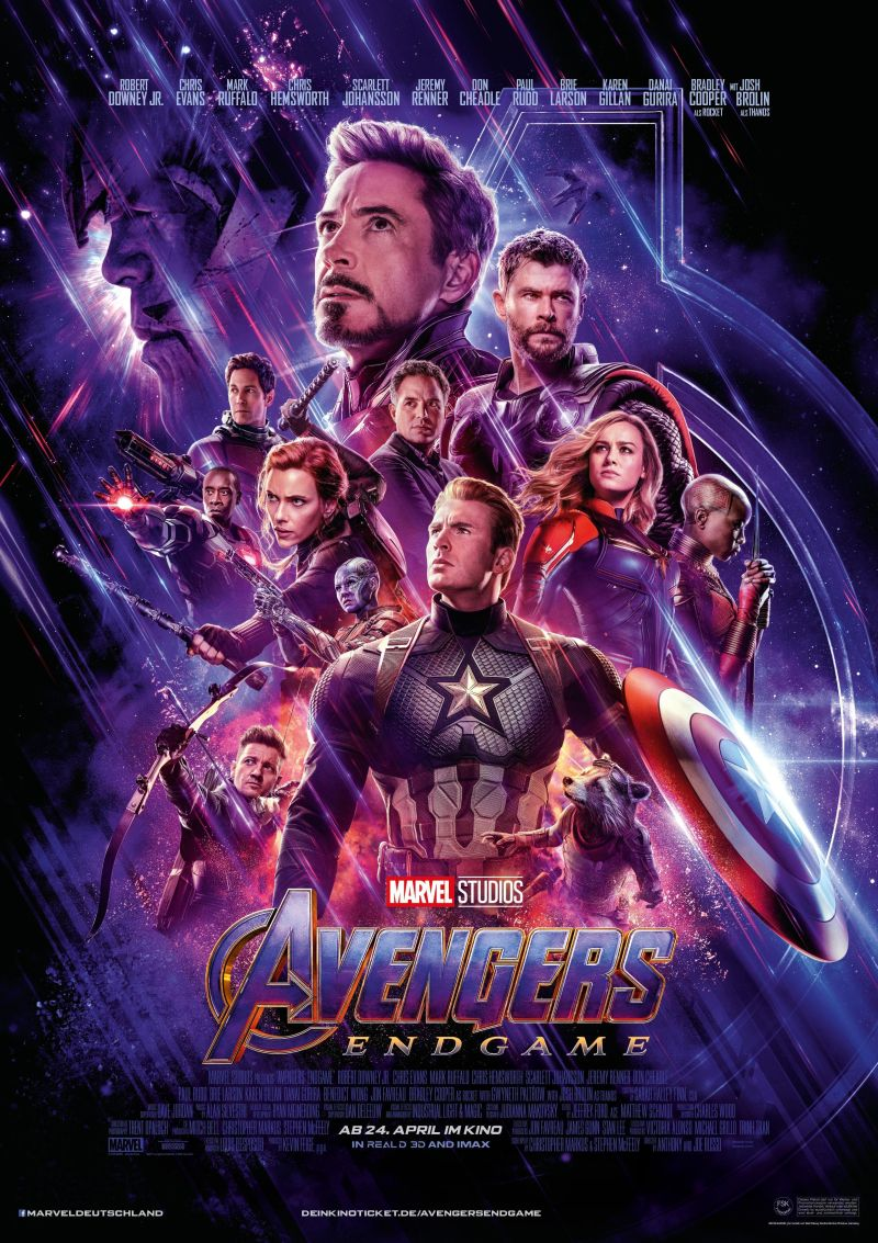 The Avengers 4: Endgame | © Marvel Studios