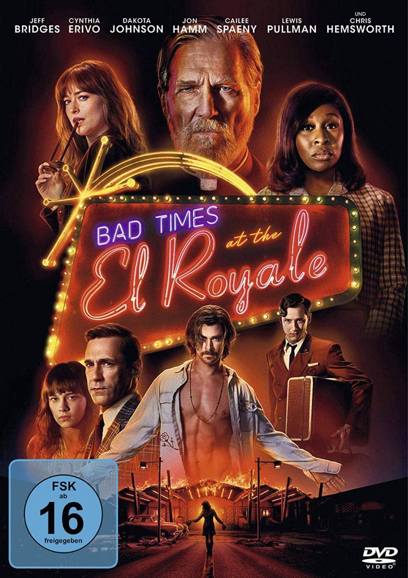 Bad Times at the El Royale | © Twentieth Century Fox
