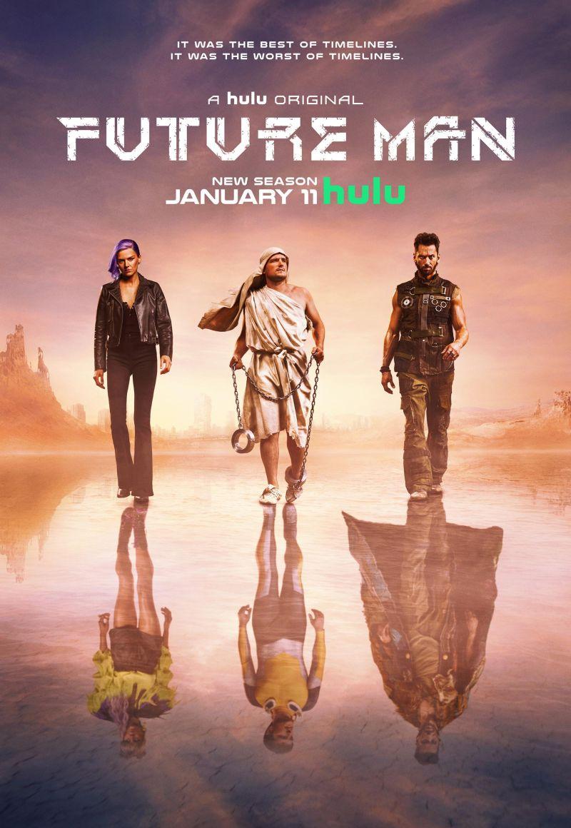 Future Man | © Hulu