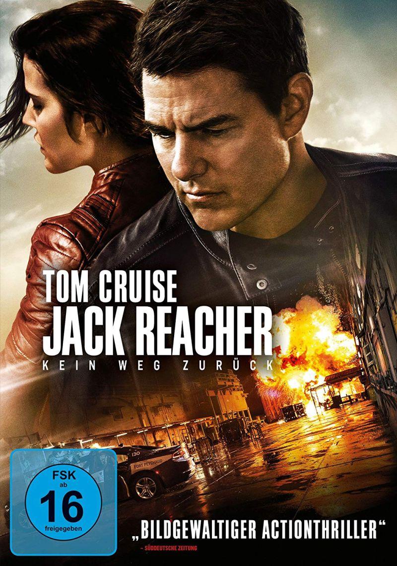 Jack Reacher 2: Kein Weg zurück | © Universal Pictures/Paramount