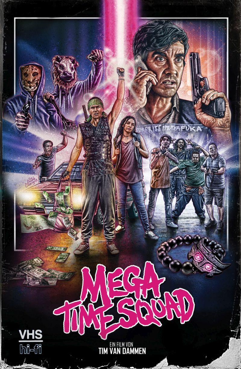 Mega Time Squad | © Pandastorm Pictures