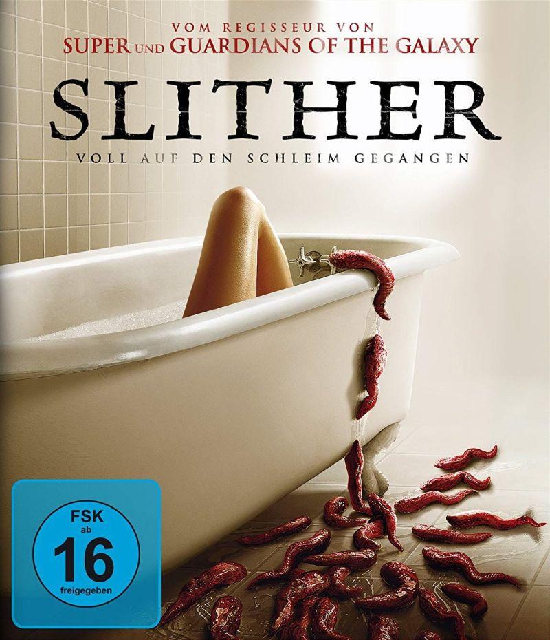 Slither - Voll auf den Schleim gegangen | © Koch Media