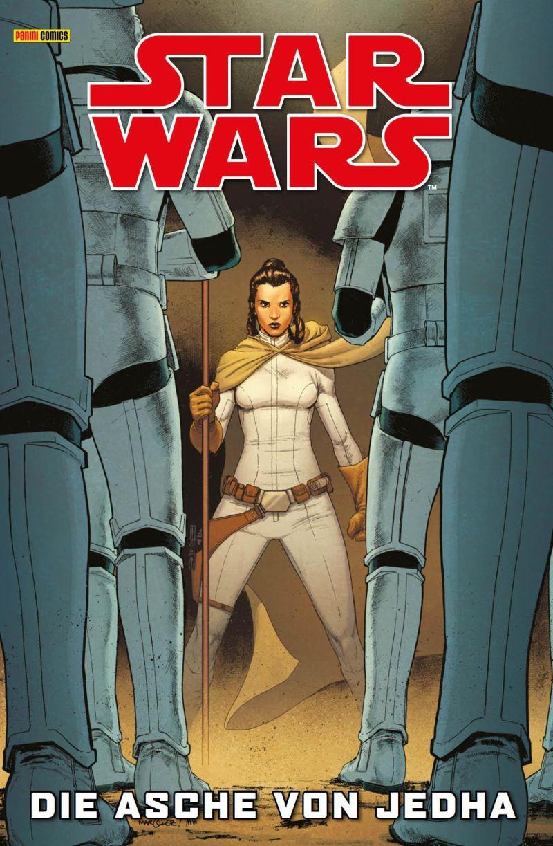 Star Wars: Die Asche von Jedha | © Panini