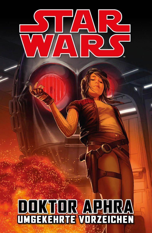 Star Wars: Doktor Aphra II: Umgekehrte Vorzeichen | © Panini