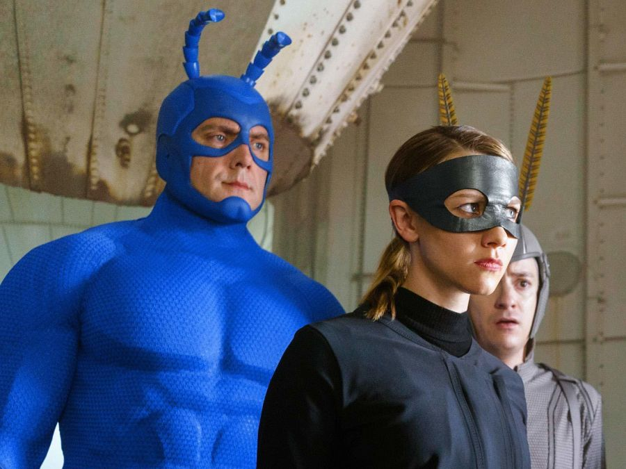 Szenenbild aus The Tick | © Amazon Studios