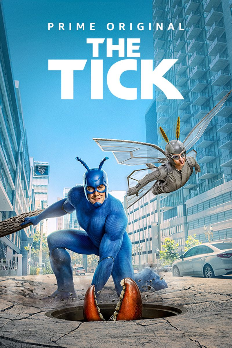 the tick staffel 2