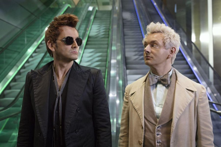 Szenenbild aus Good Omens | © Amazon Studios