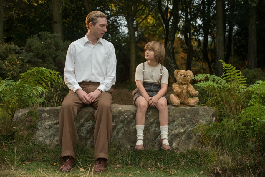 Szenenbild aus Goodbye Christopher Robin | © Twentieth Century Fox
