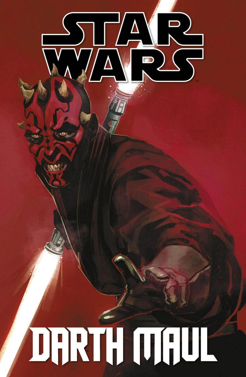 Star Wars: Darth Maul | © Panini