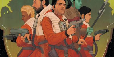 Star Wars: Poe Dameron 3 - Die geheime Basis | © Panini