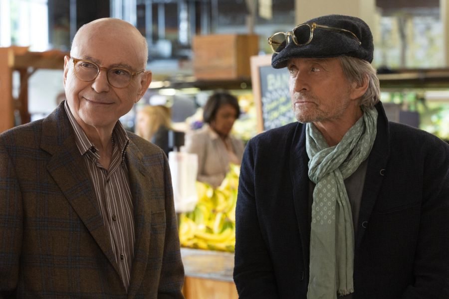 Szenenbild aus The Kominsky Method | © Netflix