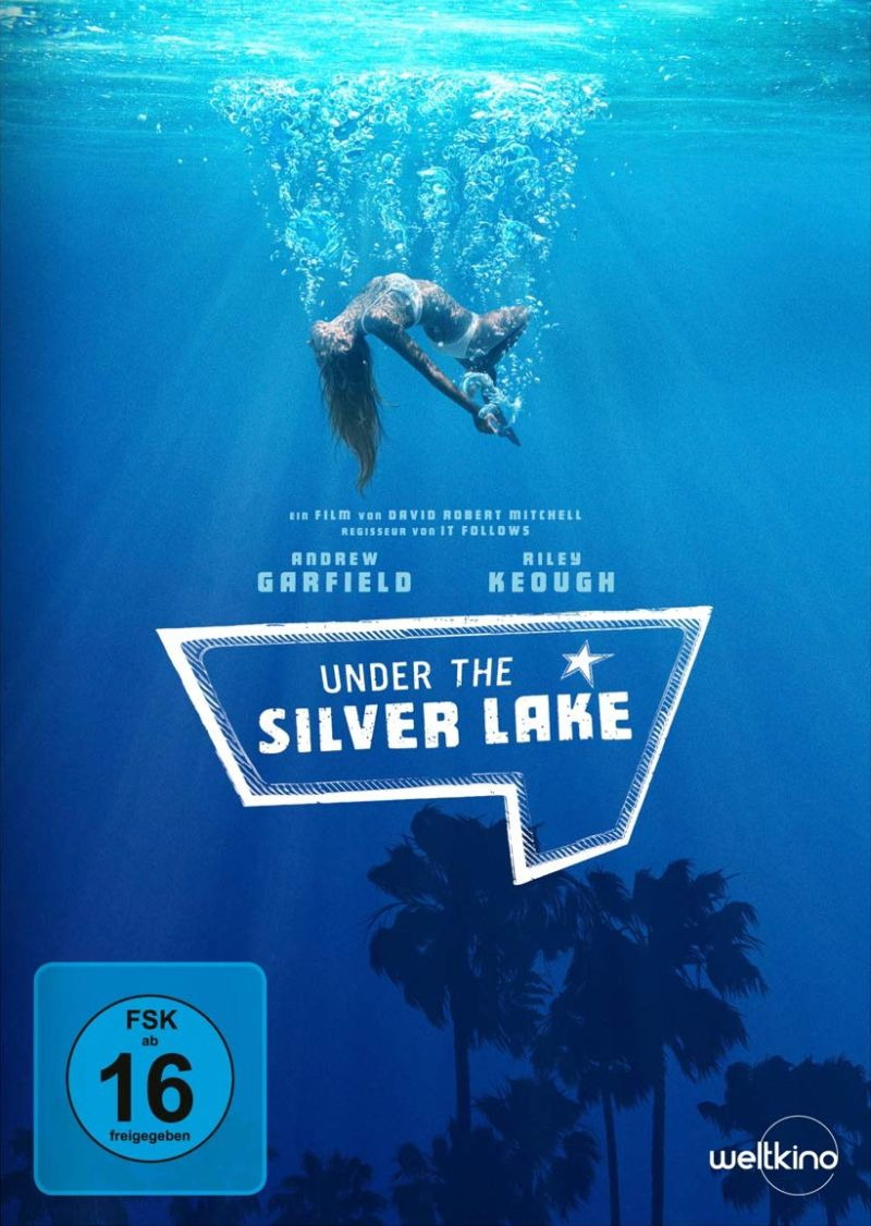 Under the Silver Lake | © Universum Film