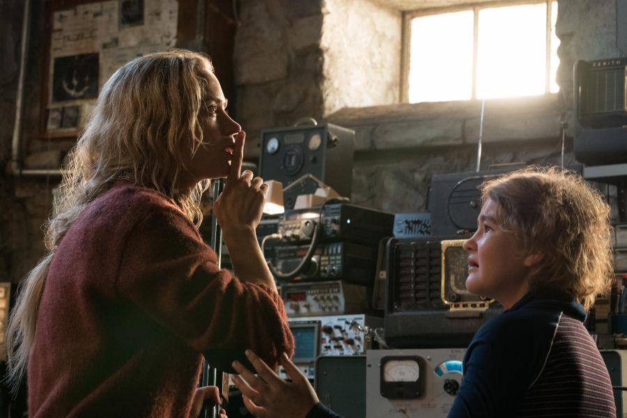 Szenenbild aus A Quiet Place | © Universal Pictures/Paramount