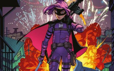 Hit-Girl in Kolumbien | © Panini