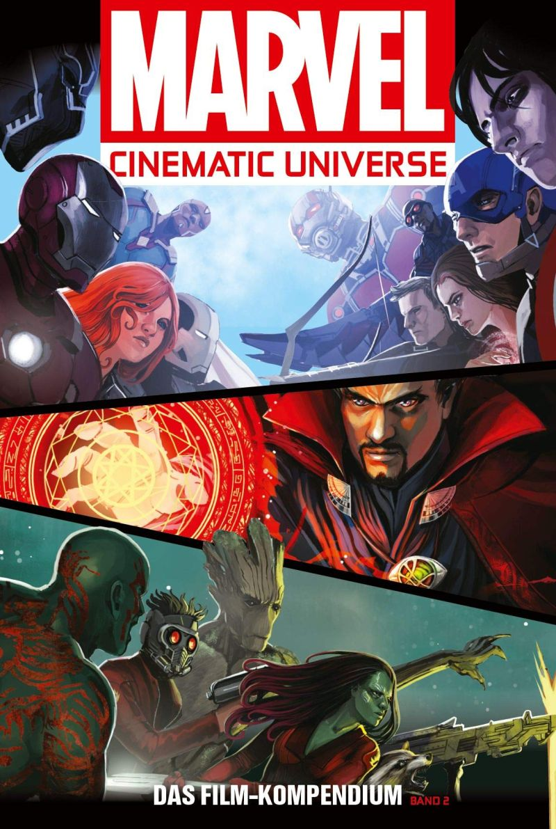 Marvel Cinematic Universe: Das Film-Kompendium 2 | © Panini