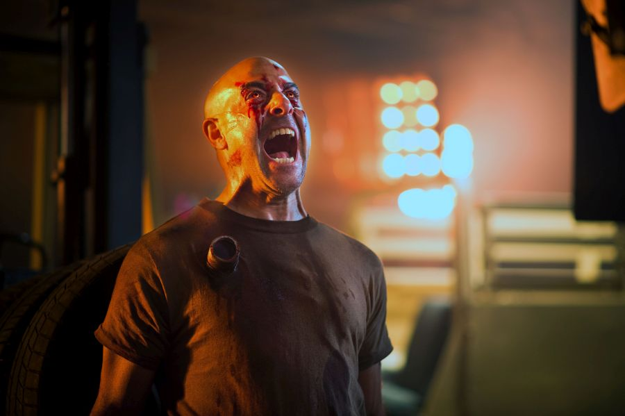 Szenenbild aus Patient Zero | © Sony Pictures Home Entertainment Inc.