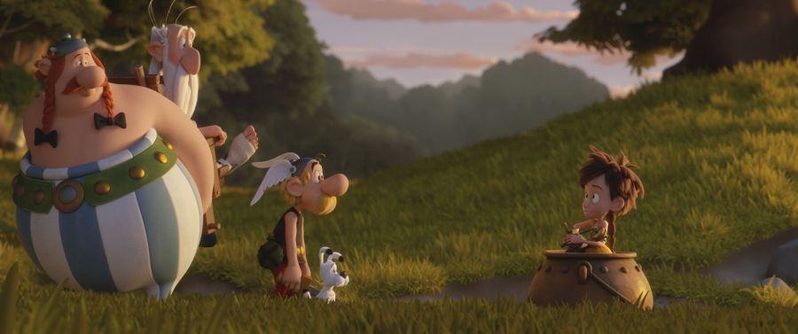 Szenenbild aus Asterix und das Geheimnis des Zaubertranks | © Universum Film