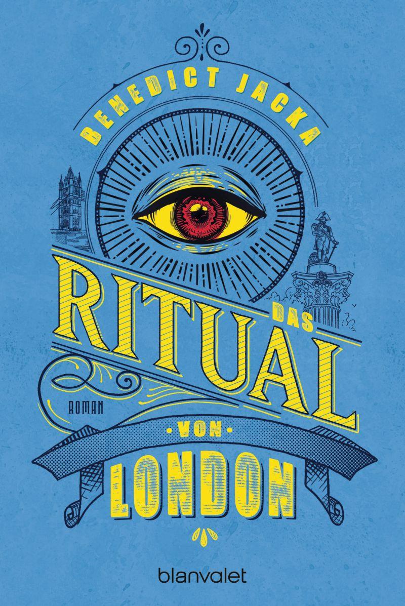 Das Ritual von London von Benedict Jacka | © Blanvalet