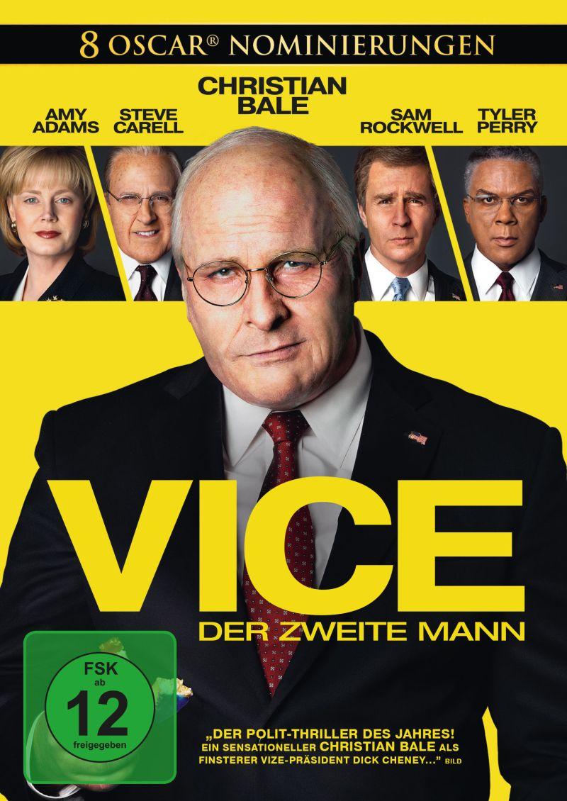 Vice - Der zweite Mann | © Universum Film