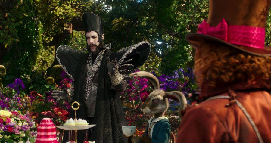 Szenenbild aus Alice im Wunderland: Hinter den Spiegeln | © Walt Disney