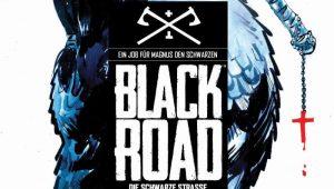 Black Road - Die Schwarze Straße Band 1: Im Norden steht ein Kreuz | © Panini