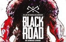 Black Road - Die Schwarze Straße Band 2: Stirb wie ein Heide   © Panini