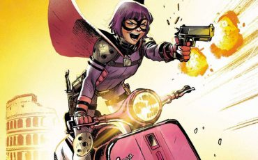 Hit-Girl in Rom | © Panini