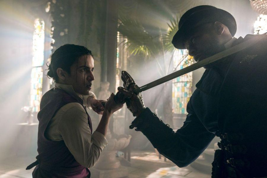 Szenenbild aus Into the Badlands | © AMC