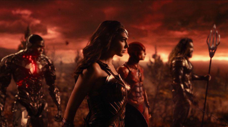 Szenenbild aus Justice League | © Warner Home Video