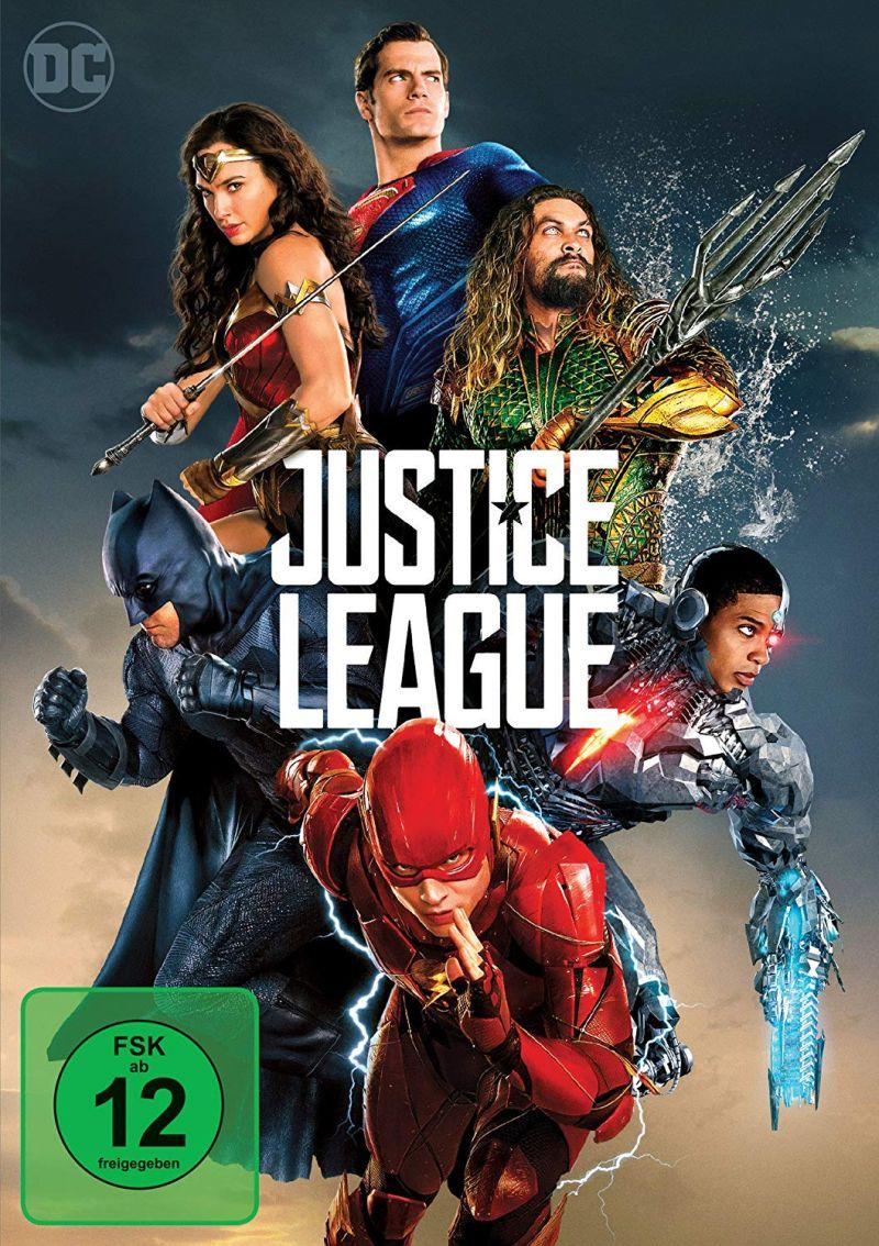 Justice League | © Warner Home Video