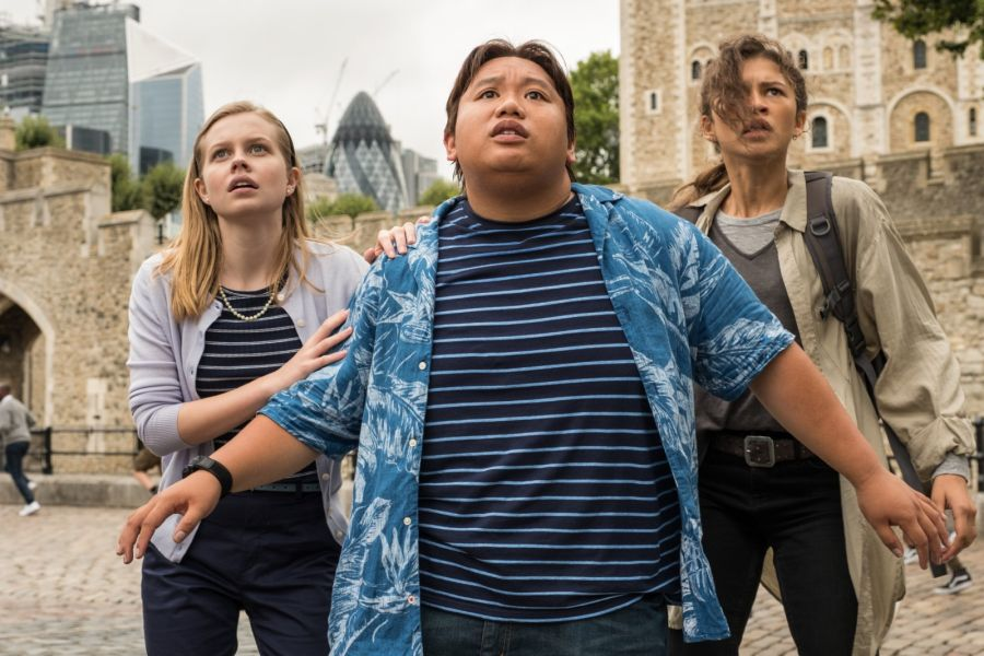 Szenenbild aus Spider-Man: Far from Home | © Sony Pictures