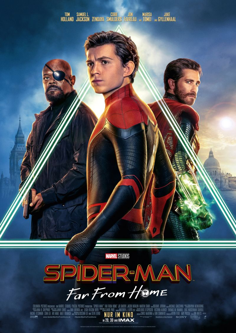 Spider-Man: Far from Home | © Sony Pictures