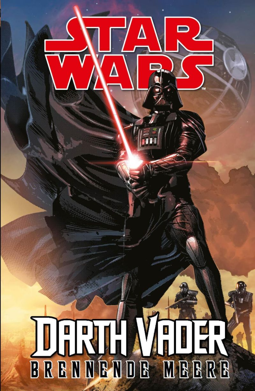 Star Wars: Darth Vader: Brennende Meere | © Panini