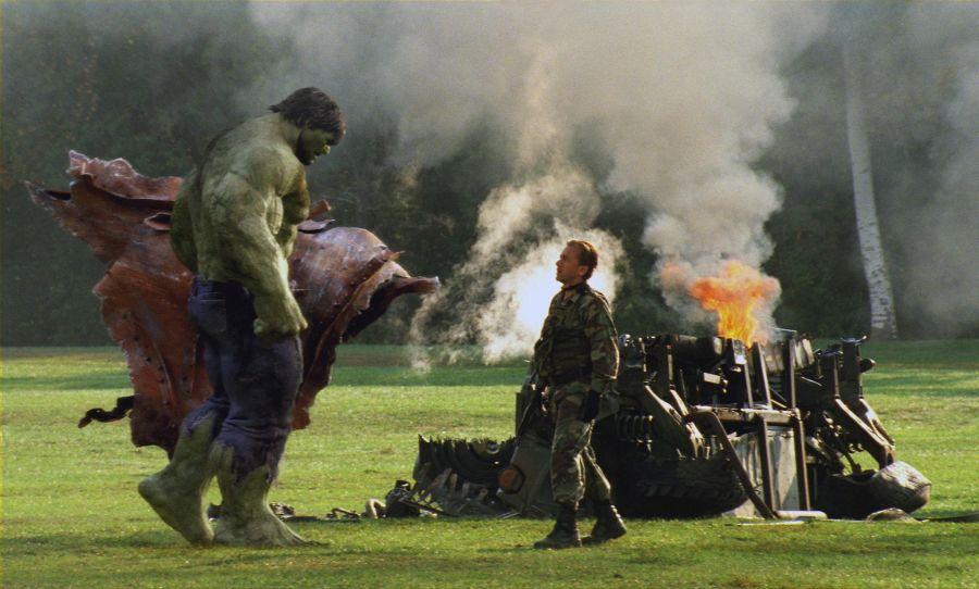 Szenenbild aus Der unglaubliche Hulk | © Concorde