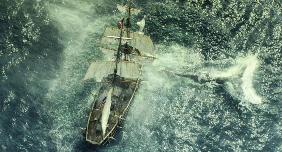 Szenenbild aus Im Herzen der See | © Warner Home Video