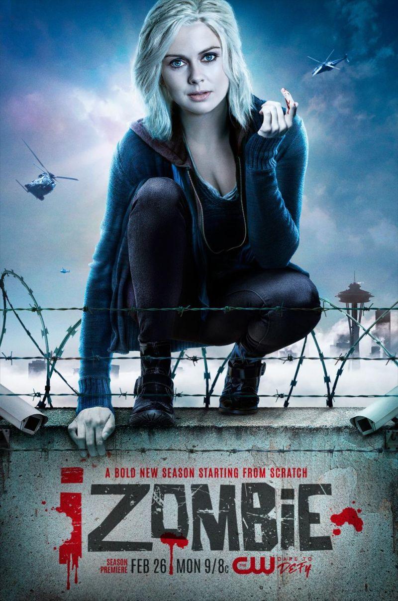 Izombie Staffel 4 Netflix