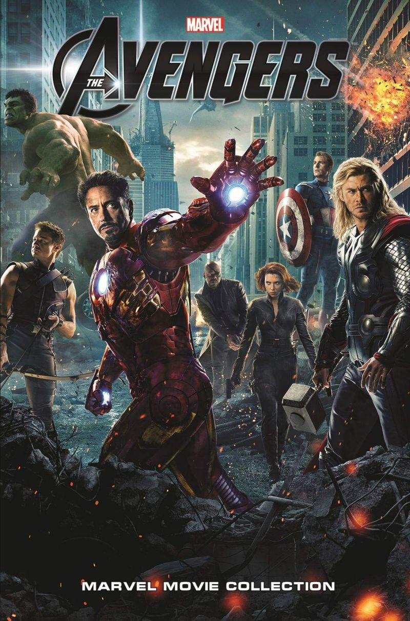 Marvel Movie Collection: The Avengers | © Panini