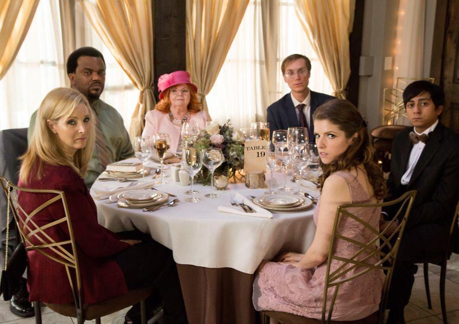 Szenenbild aus Table 19 - Liebe ist fehl am Platz | © Twentieth Century Fox