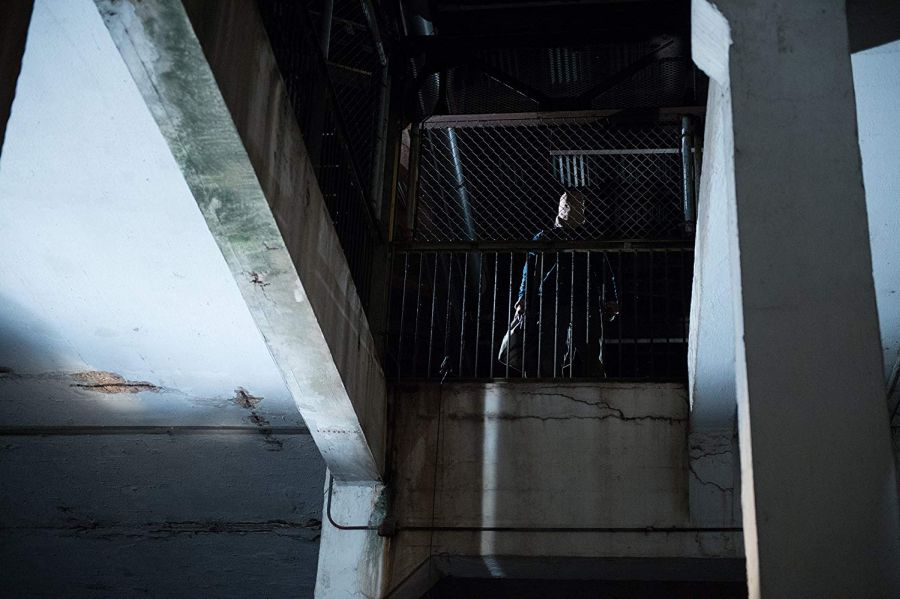 Szenenbild aus Warte, bis es dunkel wird | © Tiberius Film