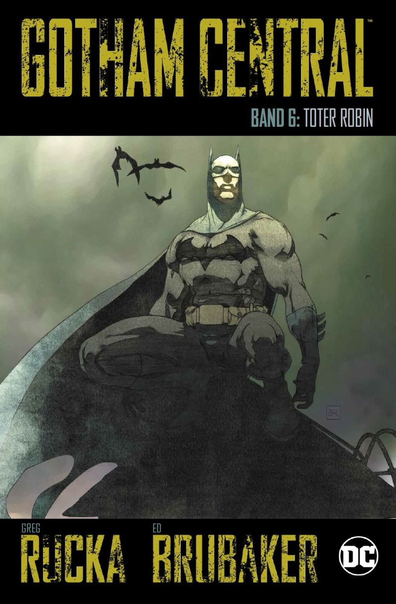 Gotham Central 6: Toter Robin | © Panini