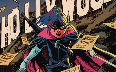 Hit-Girl in Hollywood | © Panini