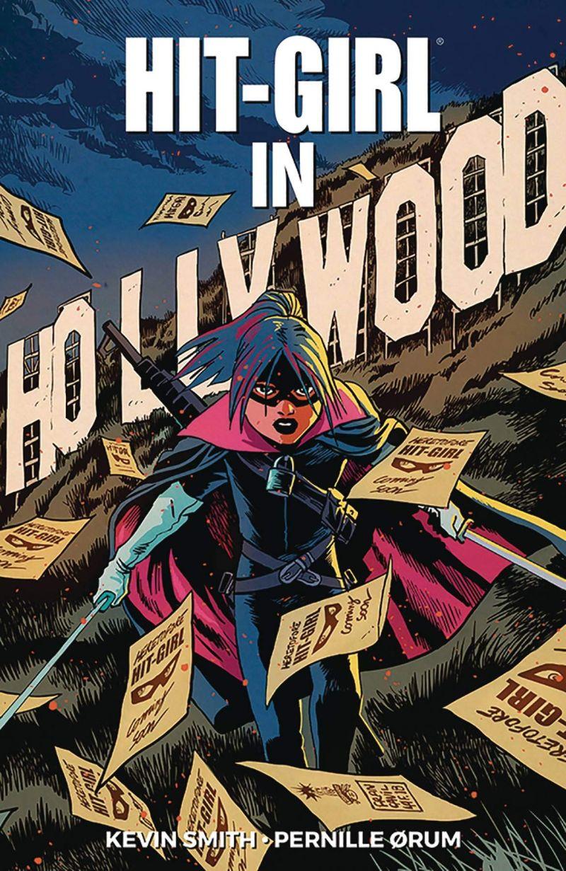 Hit-Girl in Hollywood | © Panini