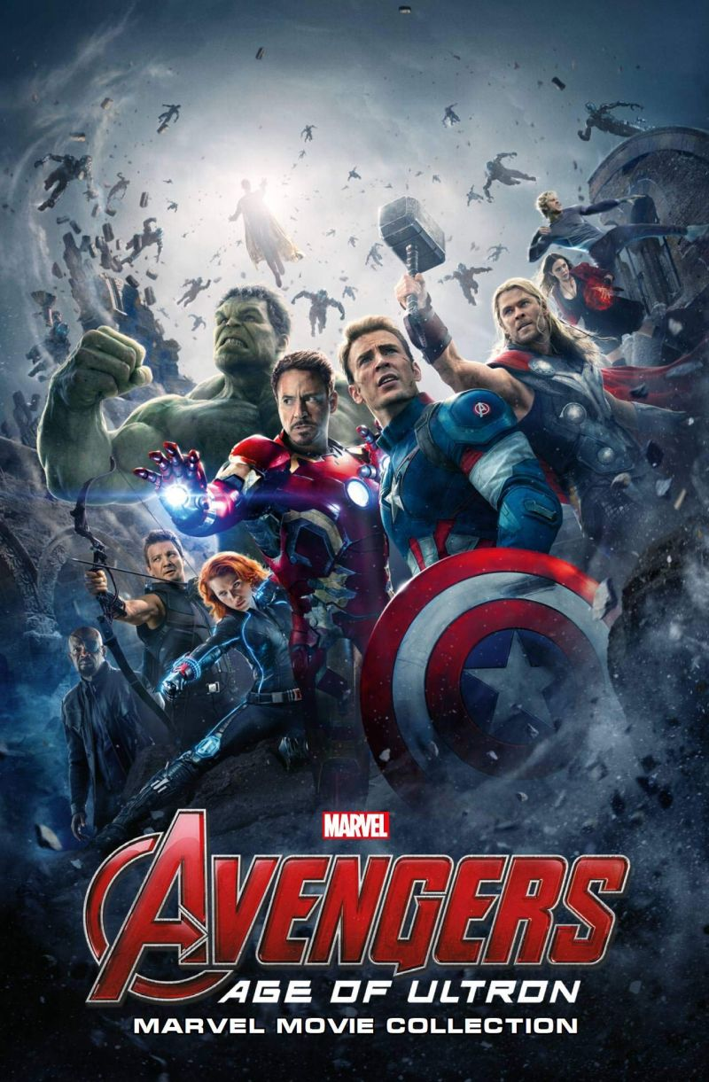 Marvel Movie Collection: Avengers: Age of Ultron | © Panini