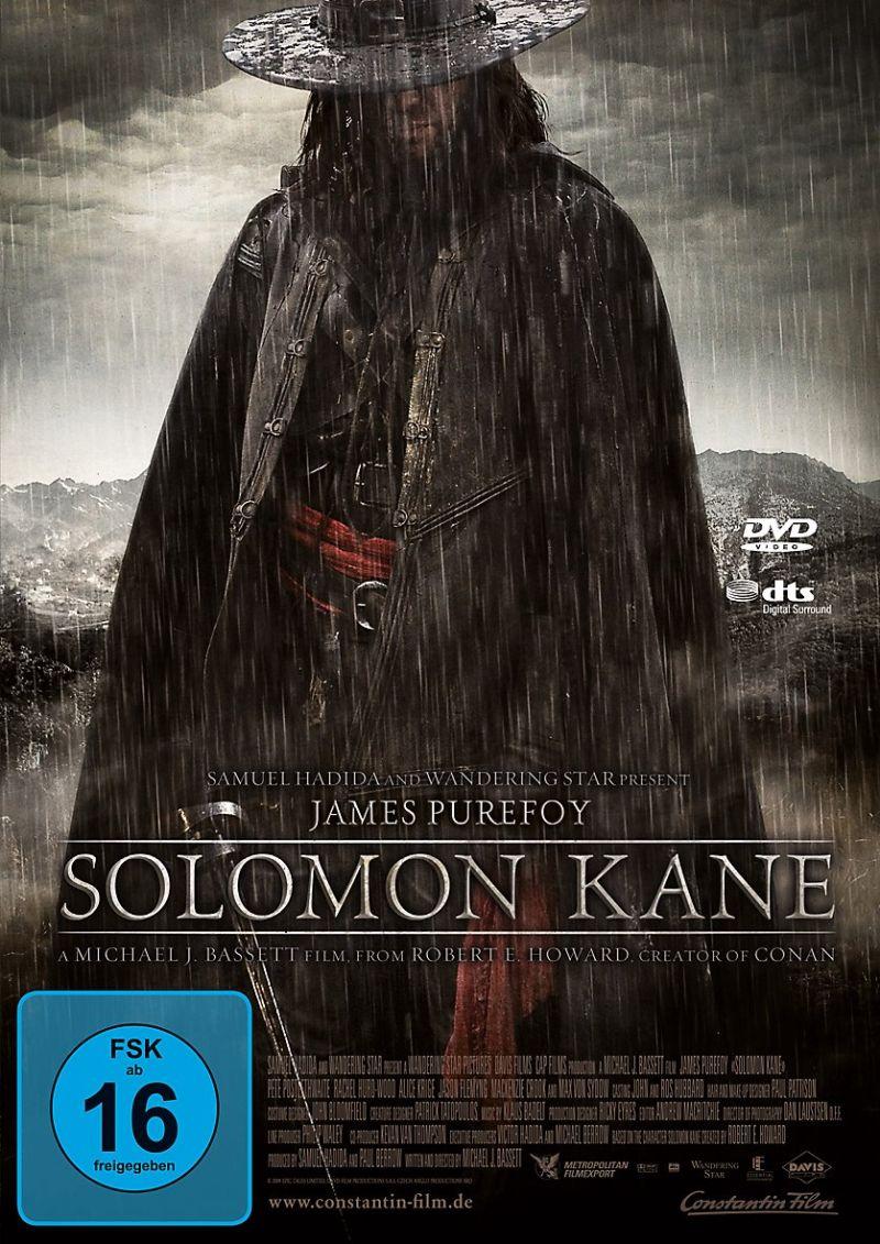 Solomon Kane | © Constantin