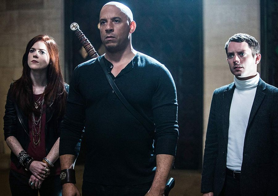 Szenenbild aus The Last Witch Hunter | © Concorde