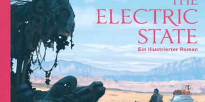 The Electric State von Simon Stålenhag | © FISCHER Tor