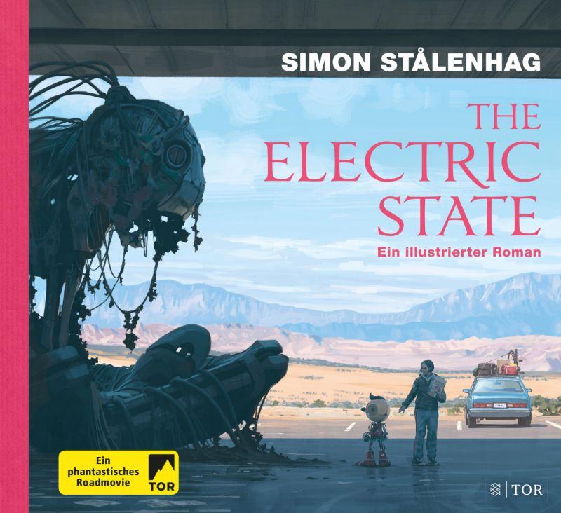 The Electric State von Simon Stålenhag | © FISCHER Tor